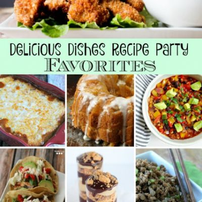 Delicious Dishes Recipe Party #7