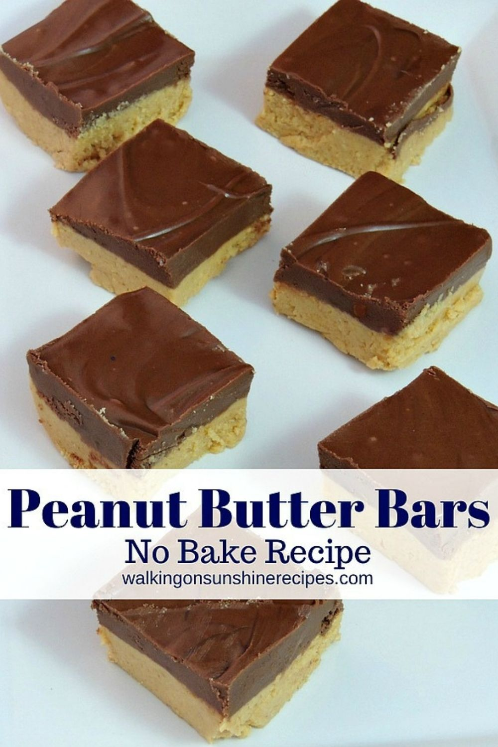 how to make peanut butter bars