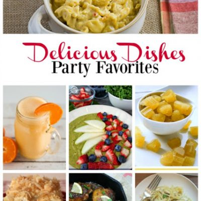 Delicious Dishes Recipe Party #9