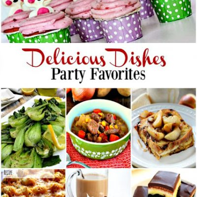 Delicious Dishes Recipe Party #10