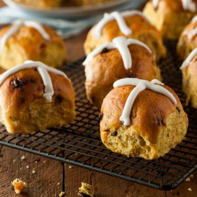 Hot Cross Buns – Easter Recipe