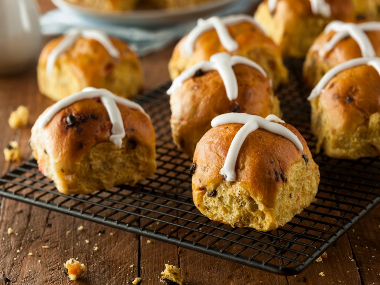 Hot Cross Buns WOS