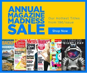 March Madness Magazine Sale!