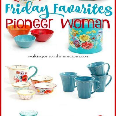 Pioneer Woman Housewares Essentials