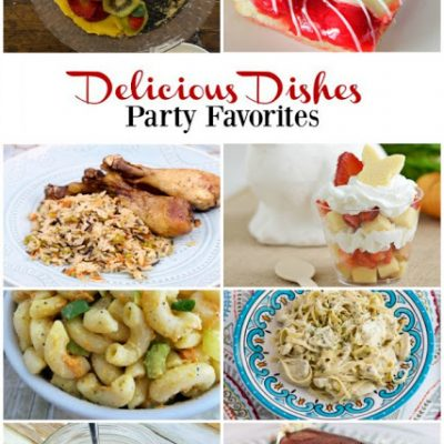 Delicious Dishes Recipe Party #15