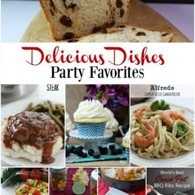 Delicious Dishes Recipe Party #16