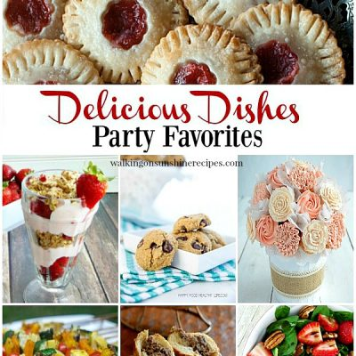 Delicious Dishes Recipe Party #17