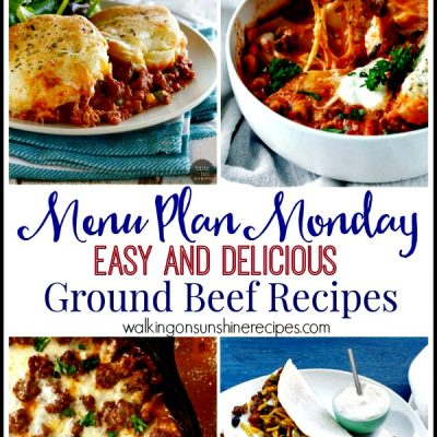 Recipe: Easy and Delicious Ground Beef Recipes