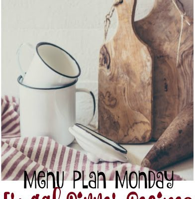 Weekly Menu Plan: Frugal Dinner Recipes for When You're Broke