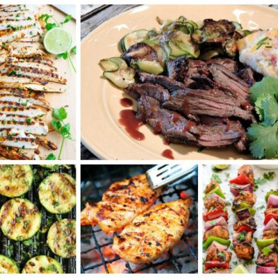 Weekly Meal Plan: Recipes Perfect for the Grill
