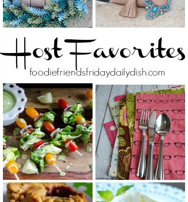 Foodie Friends Friday Linky Party #193