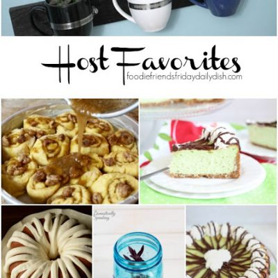 Foodie Friends Friday Linky Party #195