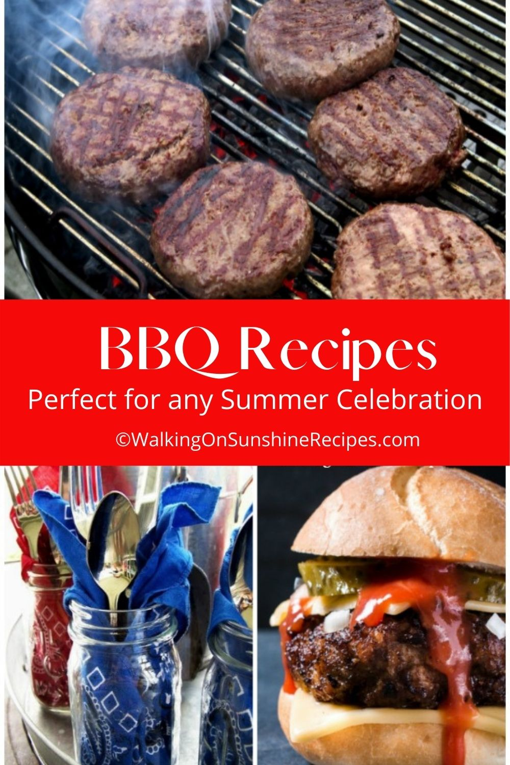 BBQ and grilled recipes.