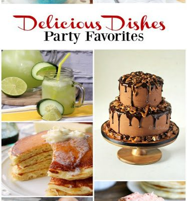 Delicious Dishes Recipe Party #18