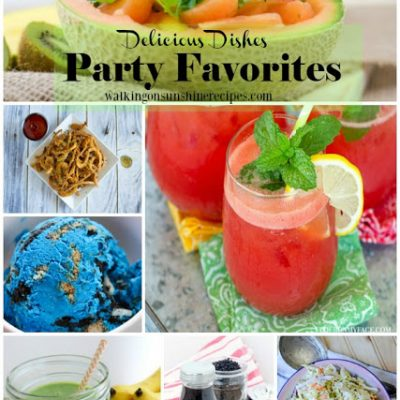 Delicious Dishes Recipe Party #20