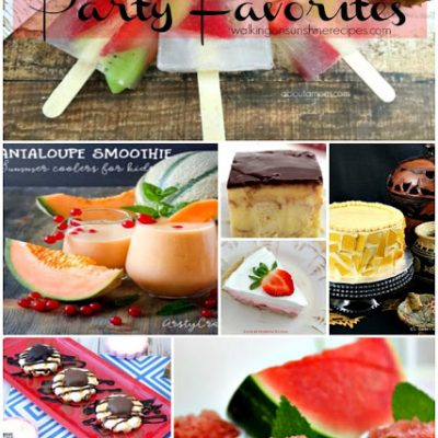 Delicious Dishes Recipe Party #21
