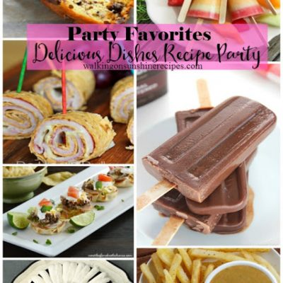 Delicious Dishes Recipe Party #19