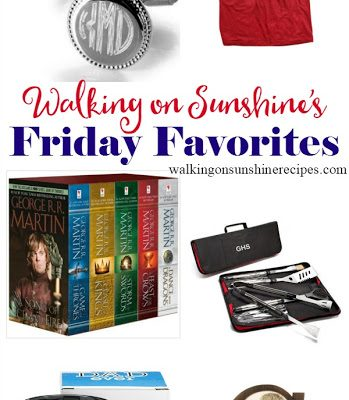 Father's Day Gift Ideas – Walking on Sunshine's Friday Favorites