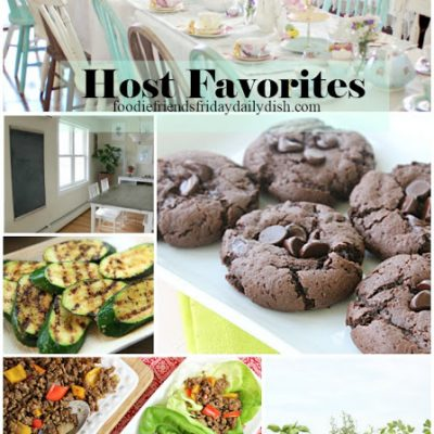 Foodie Friends Friday Linky Party #196