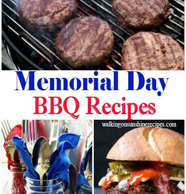 Easy Grilled BBQ Recipes Perfect for Memorial Day