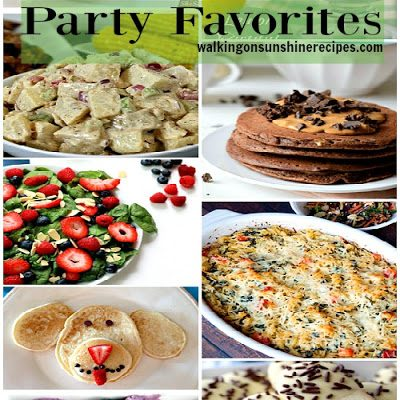 Delicious Dishes Recipe Party 22