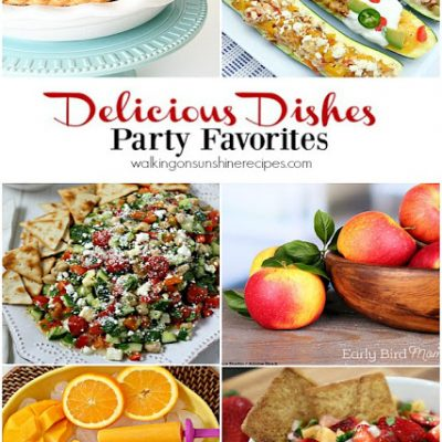 Delicious Dishes Recipe Party 24