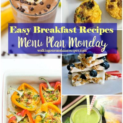 How to Start the Day with Easy Breakfast Recipes