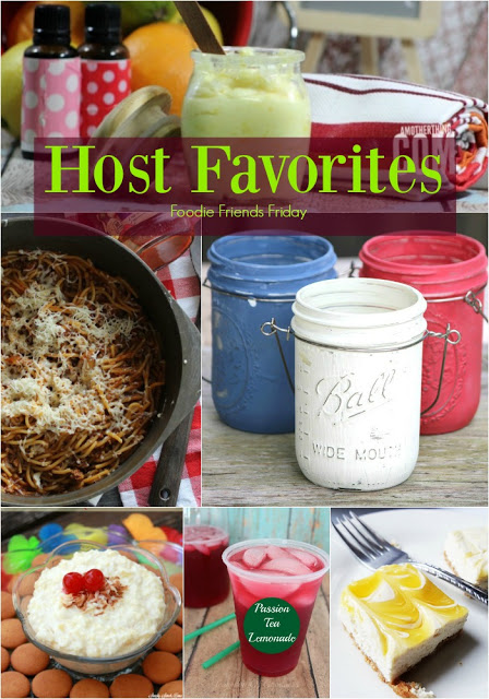 Host Favorites featured on Walking on Sunshine Recipes.