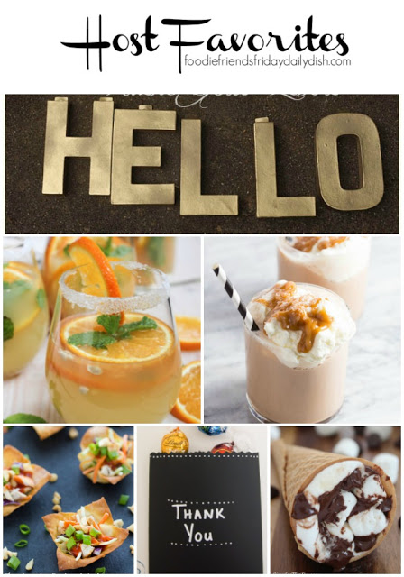 Host Favorites from Foodie Friends Friday #201