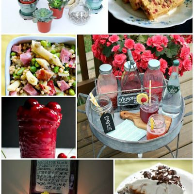 Foodie Friends Friday Linky Party 203