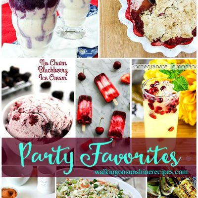 Delicious Dishes Recipe Party 25
