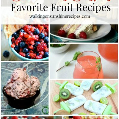 Summer Fruit Recipes – Delicious Dishes Recipe Party 28