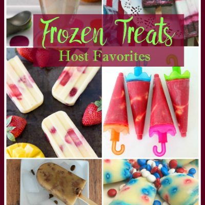Frozen Treats – Foodie Friends Friday Linky Party 204
