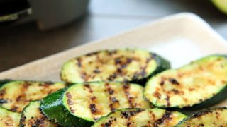 Simple Grilled Zucchini Recipe