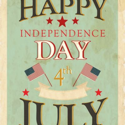Independence Day – July 4th from Walking on Sunshine
