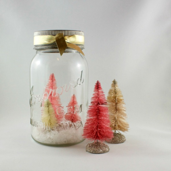 Crafts For Christmas With Mason Jars Walking On Sunshine Recipes
