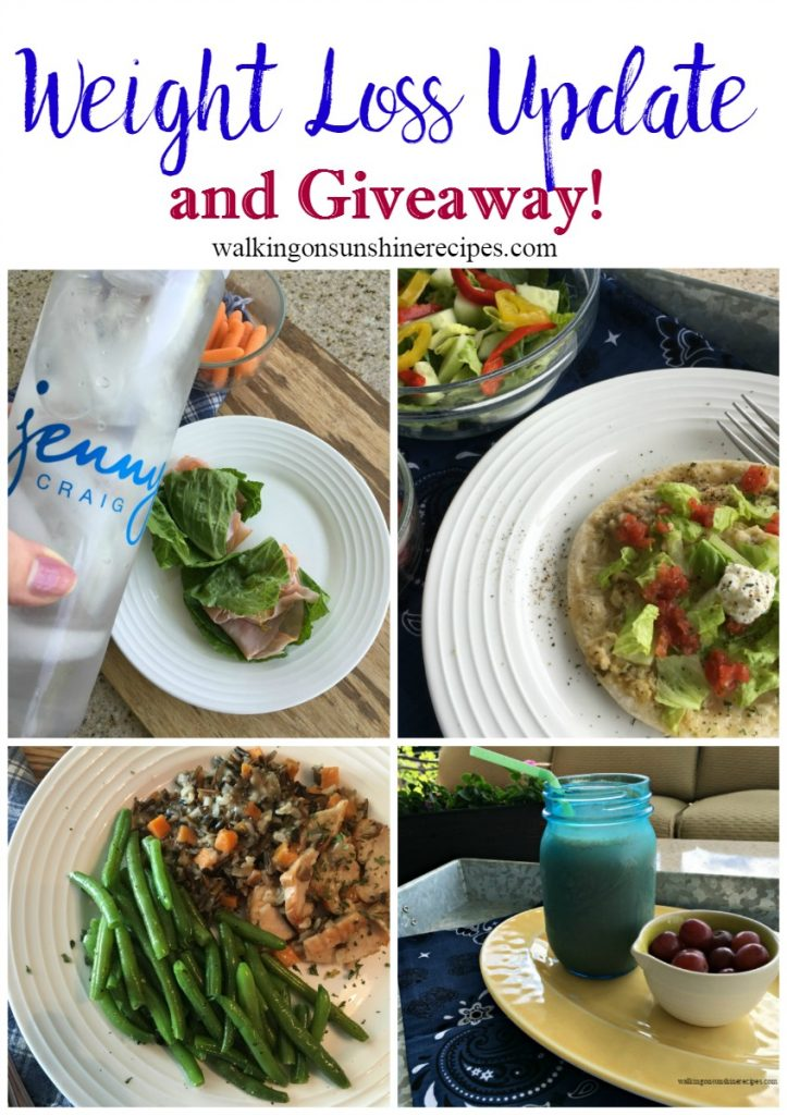 Come join the giveaway on Walking on Sunshine Recipes