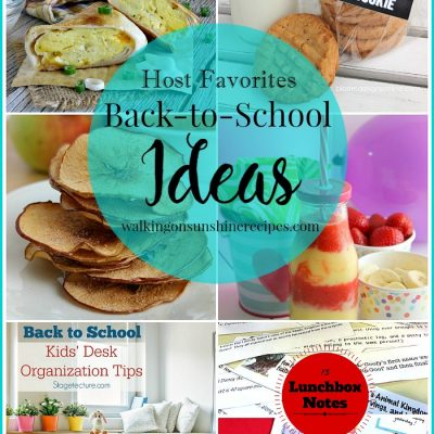 Back-to-School Ideas and Foodie Friends Linky Party 212