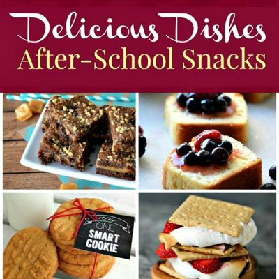 After School Snacks with Delicious Dishes Recipe Party 33