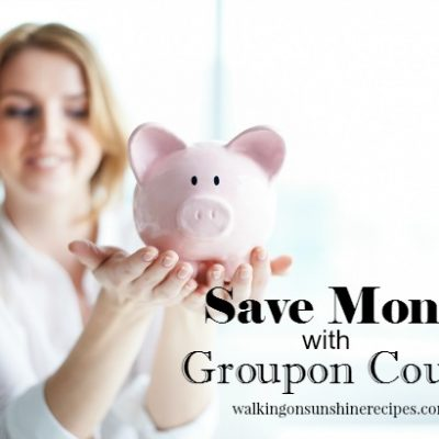 Save Money on Back-to-School Shopping with Groupon Coupons