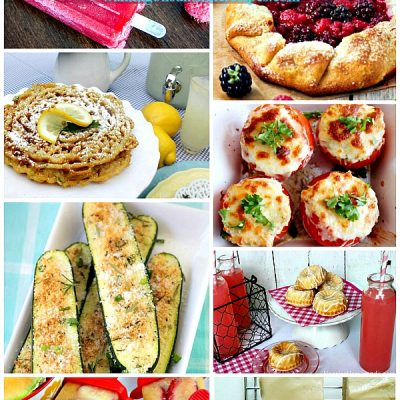 Favorite Summer Recipes from Delicious Dishes Recipes Linky Party 31
