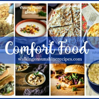 Easy Comfort Food – Delicious Dishes Recipe Party 38