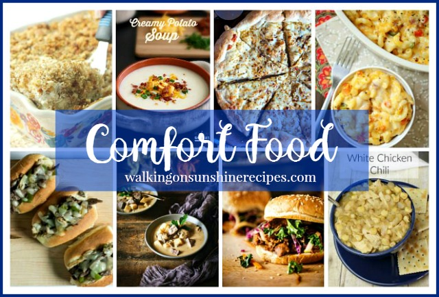 Easy comfort food delicious dishes recipe party 38 walking on easy comfort food is featured this week with our delicious dishes recipe party from walking on forumfinder Image collections