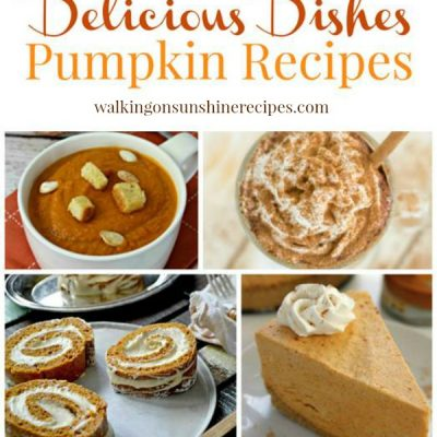 More Amazing Pumpkin Recipes and Delicious Dishes Recipe Party 37