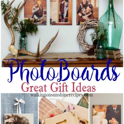 Photoboards Make GREAT Gifts