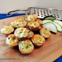 Easy Zucchini Puffs