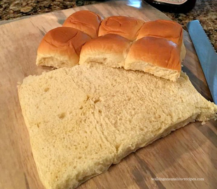 BBQ Slider Sandwich Bread from Walking on Sunshine Recipes cropped