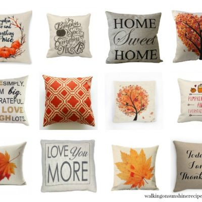 How to Easily Decorate with Pillow Covers