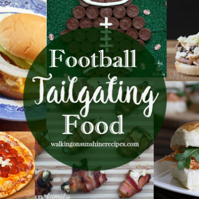 The Best Football Tailgating Food from our Foodie Friends