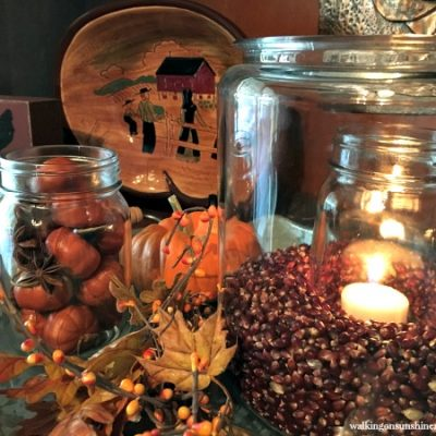 How to Decorate for Fall without Spending a lot of Money
